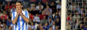 Foto: El Málaga no podrá jugar la Europa League al confirmar el TAS la sanción de UEFA