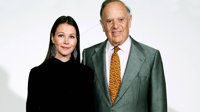 Carlos Falcó y Esther Doña, en una imagen de archivo. (Getty)