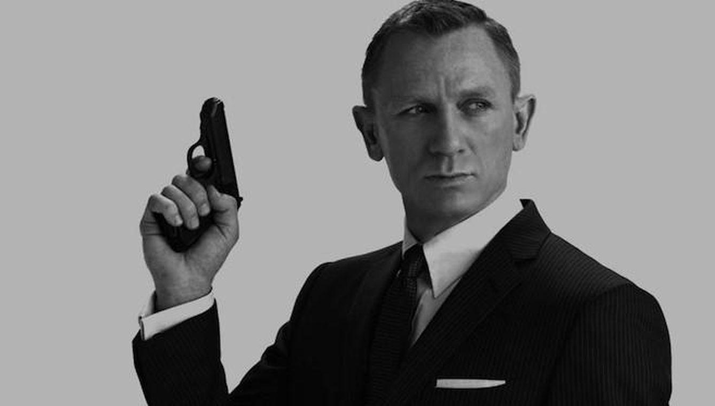 Foto: Daniel Craig como James Bond