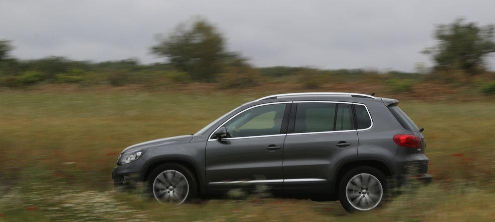 Foto: Volkswagen Tiguan T1, el acceso a la gama