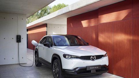 La fusión de Mazda e Iberdrola y la curiosa oferta eléctrica en el lanzamiento del MX30
