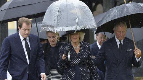 Las lágrimas de Camilla durante el confinamiento por su hermano fallecido