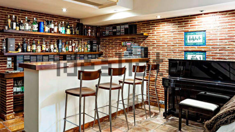 El bar en el sotano. (Idealista)