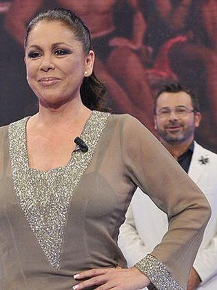 Foto: Isabel Pantoja firma un contrato millonario con Paolo Vasile