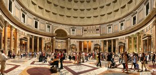 Post de Resuelto el gran misterio sobre Rafael: sí, está enterrado en el Panteón de Roma