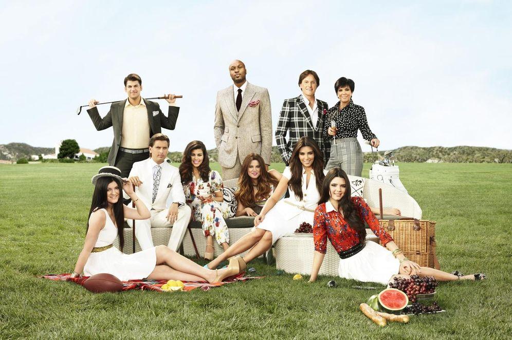 Foto: El clan Kardashian.