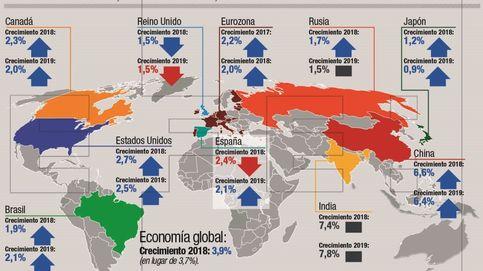 El FMI eleva la previsión del PIB mundial al 3,9 %