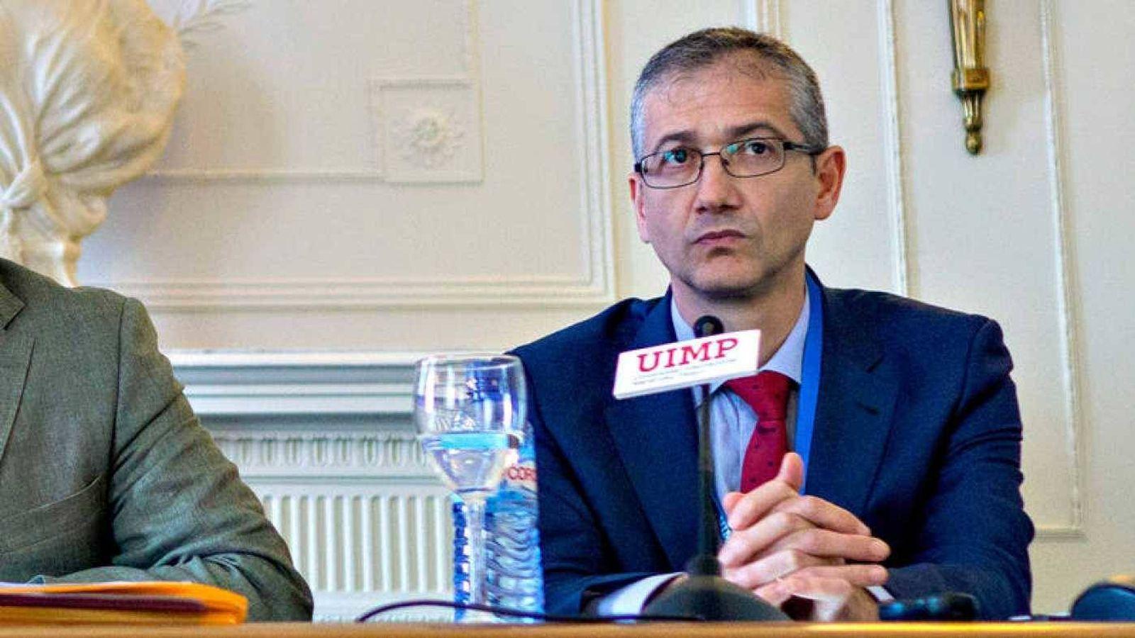 Foto: Pablo Hernández de Cos, nuevo gobernador del Banco de España. (EFE)