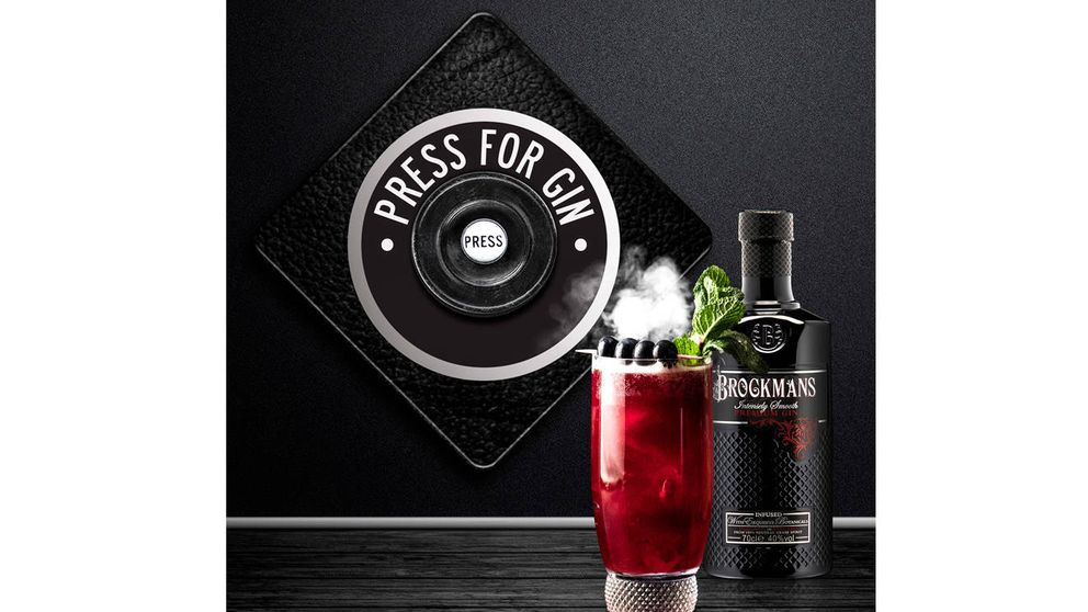 La magia de Luca Rodi estará presente en Press for Gin de Brockmans