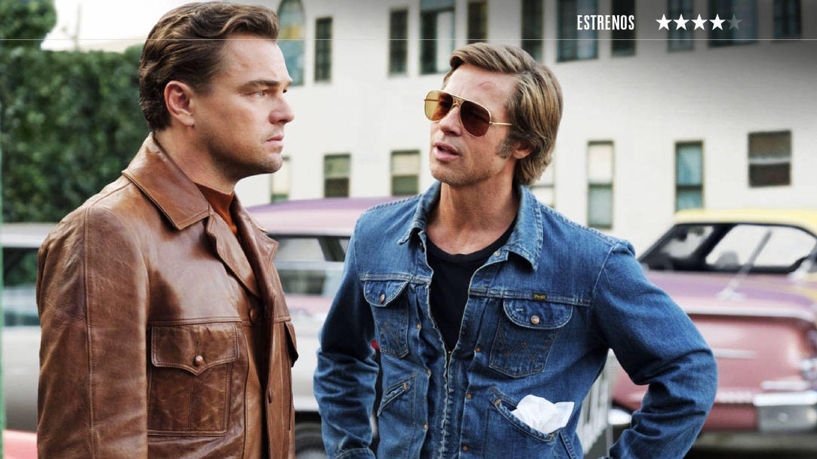 Críticas De Cine érase Una Vez En Hollywood El Inmejorable Principio Del Fin De Tarantino