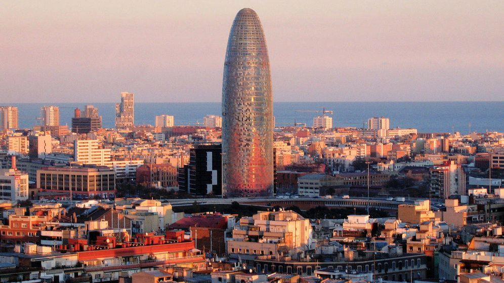 Foto: La Torre Agbar podría acoger la Agencia Europea del Medicamento. (EC)