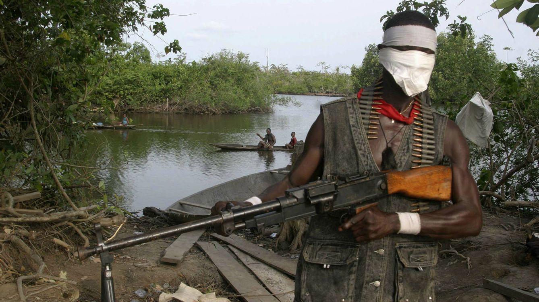 Los vengadores del Delta, el grupo que hizo desplomarse a Nigeria