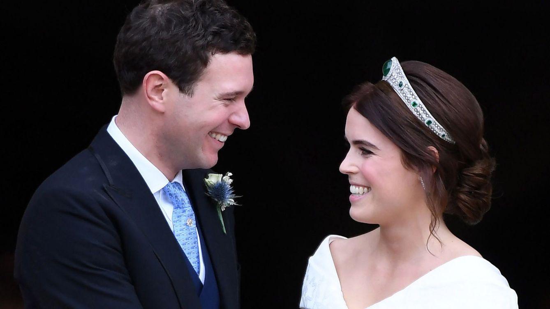 El marido de Eugenia de York no es el único: las otras grandes pilladas 'royals'