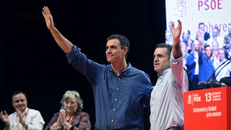 Sánchez justifica su aval al 155: el PSOE está siempre a la altura y no se pone de perfil