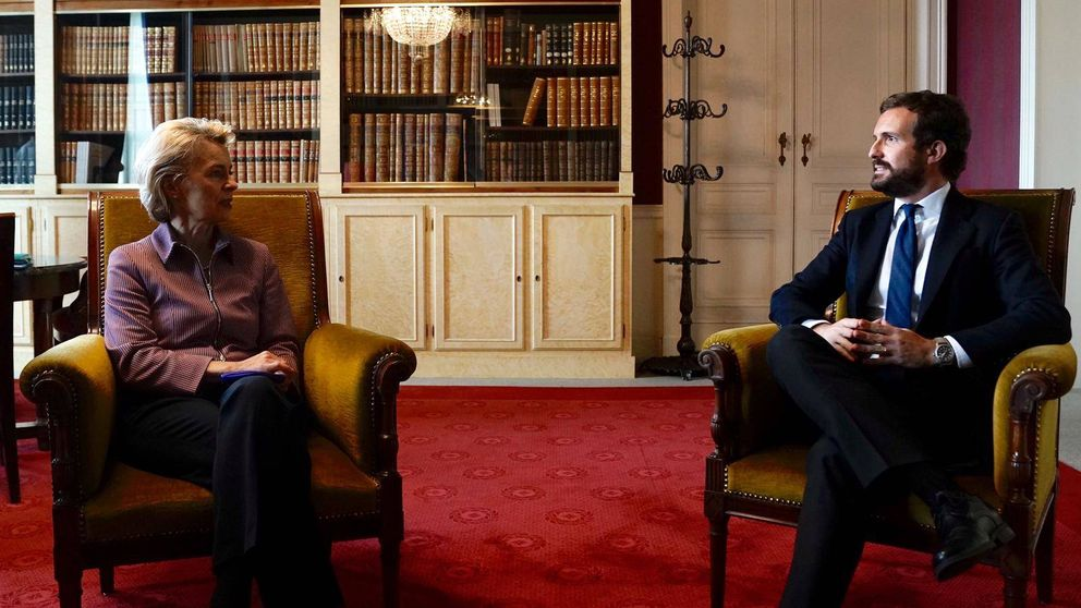 Casado pide a la Comisión Europea que evalúe la reforma del CGPJ del Gobierno