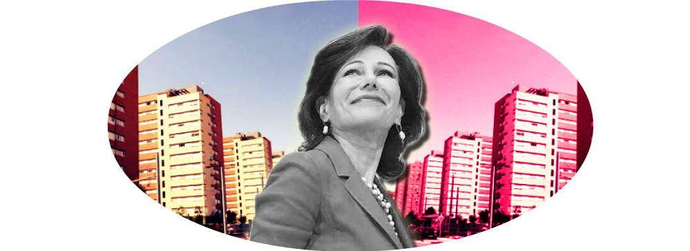 Foto: Ana Botín. (Imagen: Enrique Villarino)