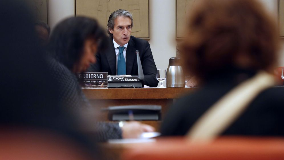 Foto:  El ministro de Fomento, Iñigo de la Serna. (EFE)