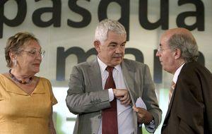 La esposa de Maragall apoya a los críticos del PSC contra Navarro