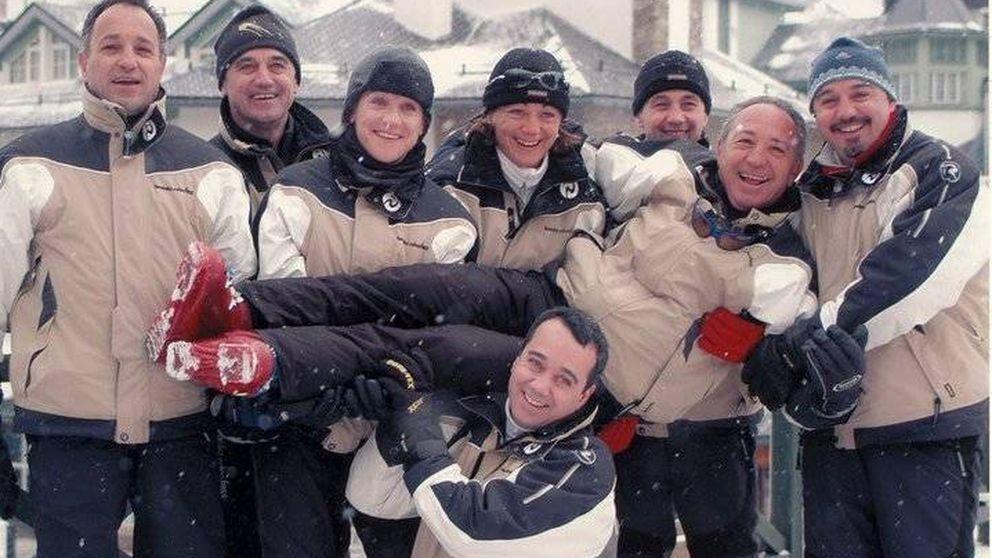 Los ocho hermanos Fernández Ochoa: una vida en torno al esquí