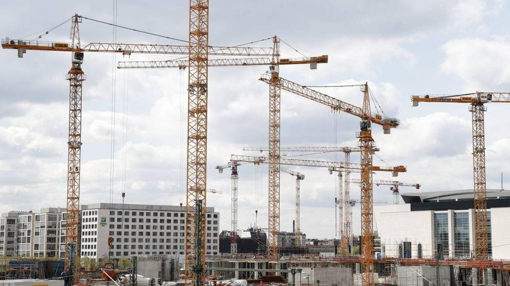 Foto: Los promotores se sinceran: La vivienda está creciendo de manera poco sostenible. Foto: Efe.