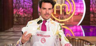 Post de Juan Avellaneda, expulsado a las puertas de la semifinal de 'MasterChef Celebrity'