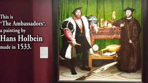 ¿Qué figura se esconde tras este misterioso cuadro de 1533?