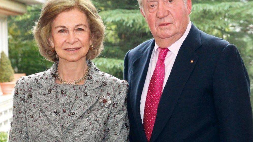 Foto: Don Juan Carlos y doña Sofía. (C. Real)