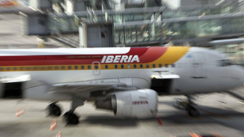 Iberia es la española que mejor paga a sus comandantes. (EFE)