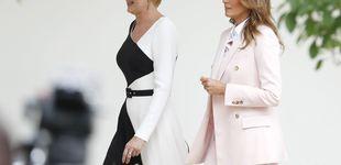 Post de Melania Trump revoluciona su vestuario con este look de 3.000 euros