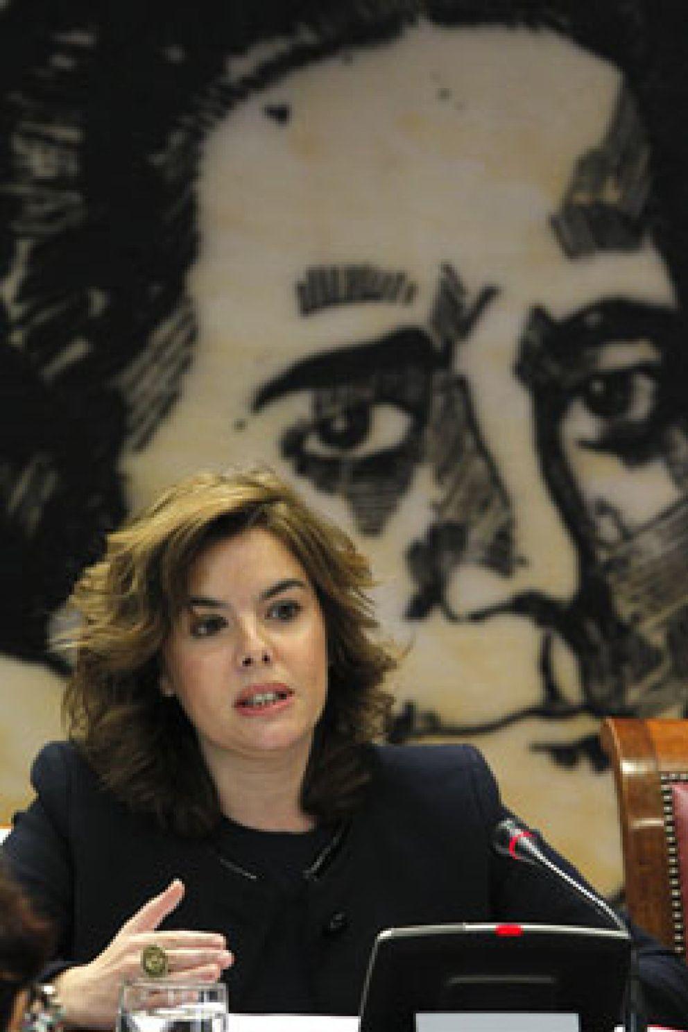Foto: La ley antiderroche de la vicepresidenta deja en evidencia a Montilla y Antich