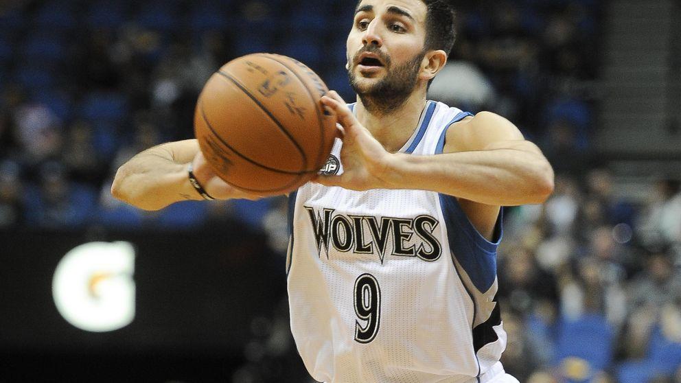 Los Wolves ganan en casa, pero el tobillo vuelve a darle problemas a Ricky