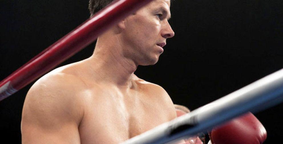 Foto: Christian Bale y Mark Wahlberg: 'The Fighter' sí que da un duro… y dos