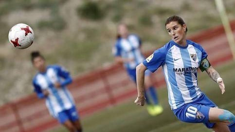 Adriana Martín logra el gol más rápido de la historia del fútbol español