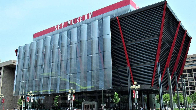 Foto: Museo Internacional del Espionaje. Foto: Wikipedia