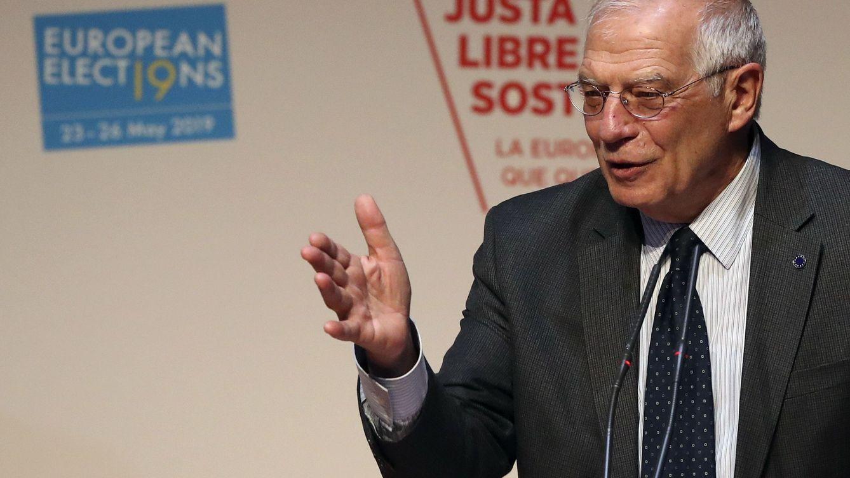 Borrell baraja ir de uno por BCN el 28-A ante su resistencia a liderar la lista europea