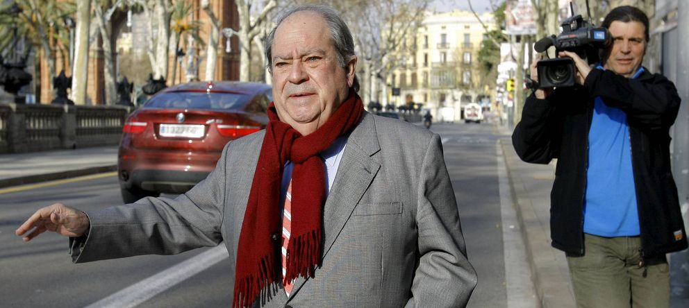 Foto: Lluís Prenafeta, ex alto cargo de la Generalitat de Cataluña (EFE)