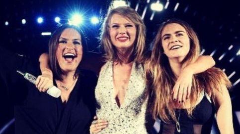YouTube - Cara Delevingne se marca un baile en el escenario junto a Taylor Swift
