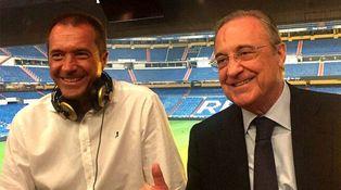Real Madrid TV, un regalo envenenado del forofo Florentino Pérez al Manolo bueno