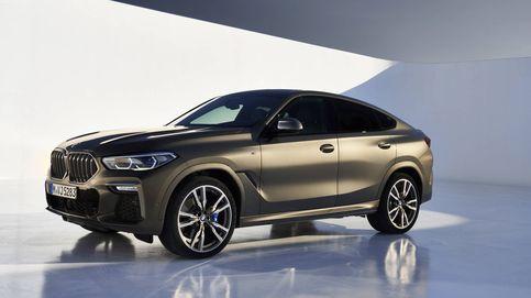 Cómo el 'extraño' BMW X6 se hace un hueco cada vez mayor entre los coches (deportivos)