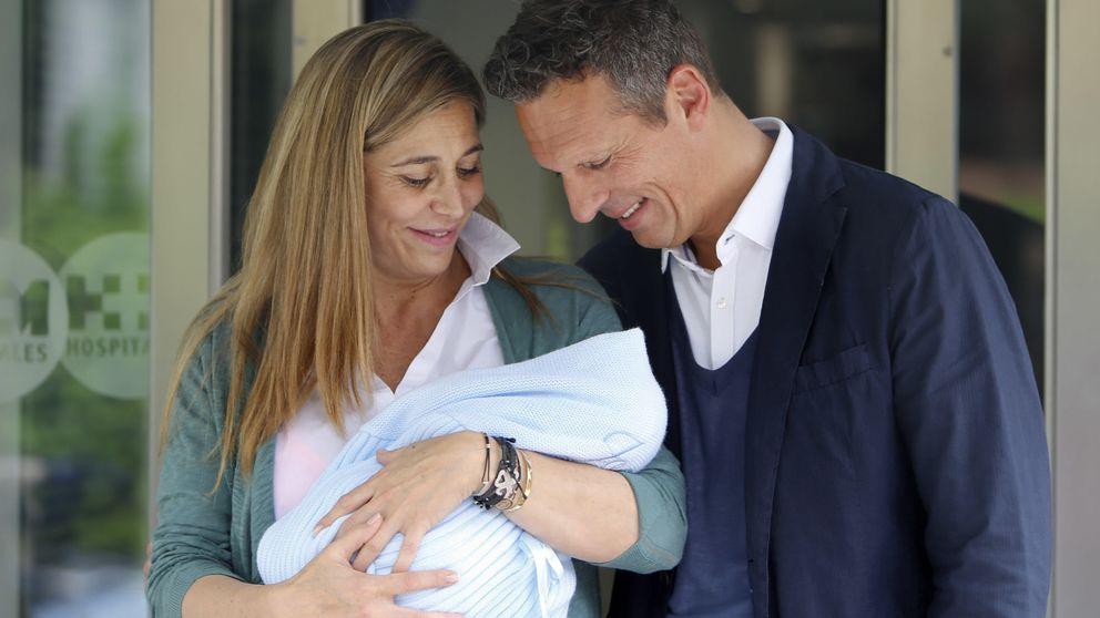 Joaquín Prat bautiza a su hijo con una madrina de excepción, Ana Rosa