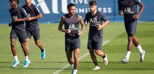 Post de Neymar como solución a la encrucijada de Zidane