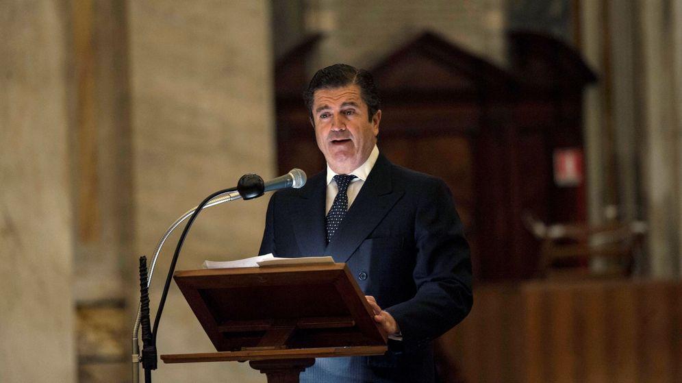 Foto: Borja Prado, en una imagen de archivo. (EFE)