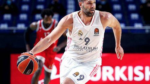 Felipe Reyes deja el baloncesto a los 41 años