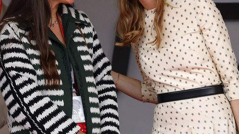 Tatiana Santo Domingo también le 'roba' ropa a su suegra, Carolina de Mónaco