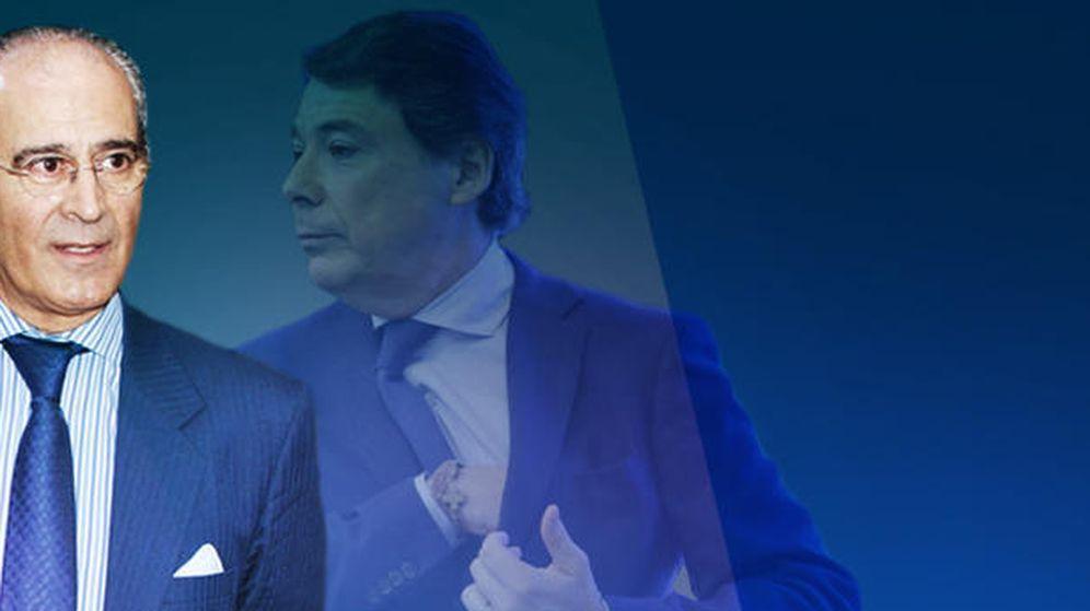 Foto: Edmundo Rodríguez Sobrino e Ignacio González. (EC)