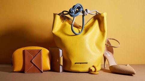 Luz pálida, la evolución del amarillo en los accesorios más chic