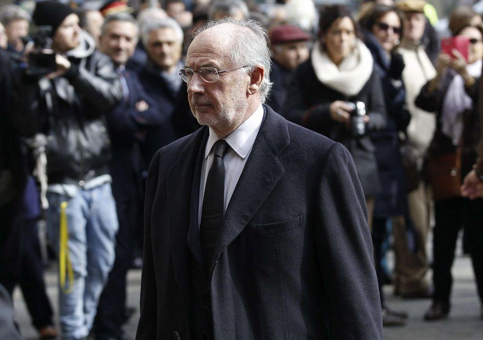 Foto: Rodrigo Rato, expresidente de Bankia (EFE)