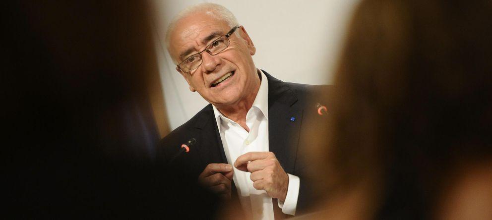 Foto: El consejero de Educación, Luciano Alonso (EFE)
