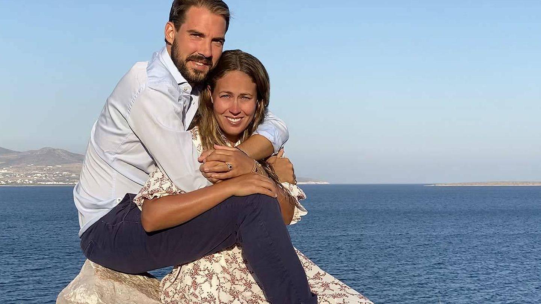 Philippos de Grecia y Nina Flohr. (Casa Real de Grecia)