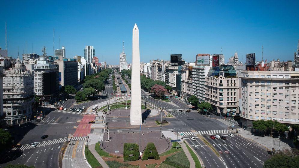 Foto: Buenos Aires. (EFE)